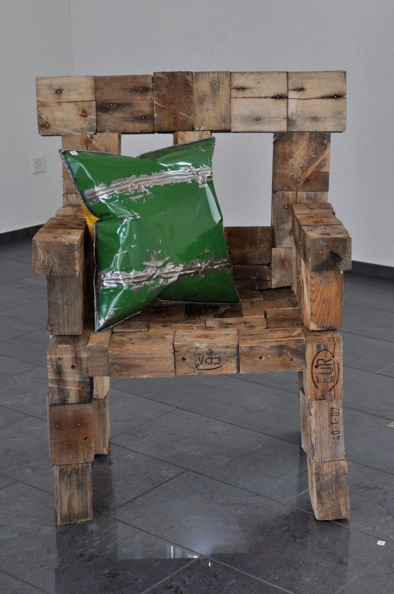 Stuhl Modell Paletto